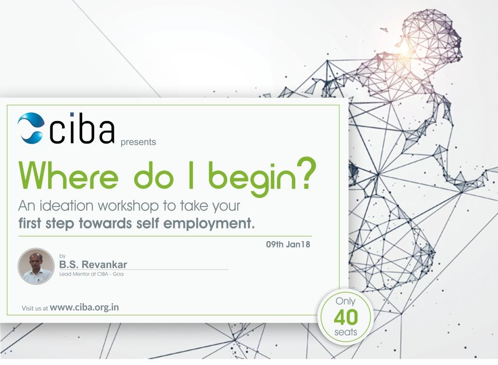 CIBA - Where do I begin?