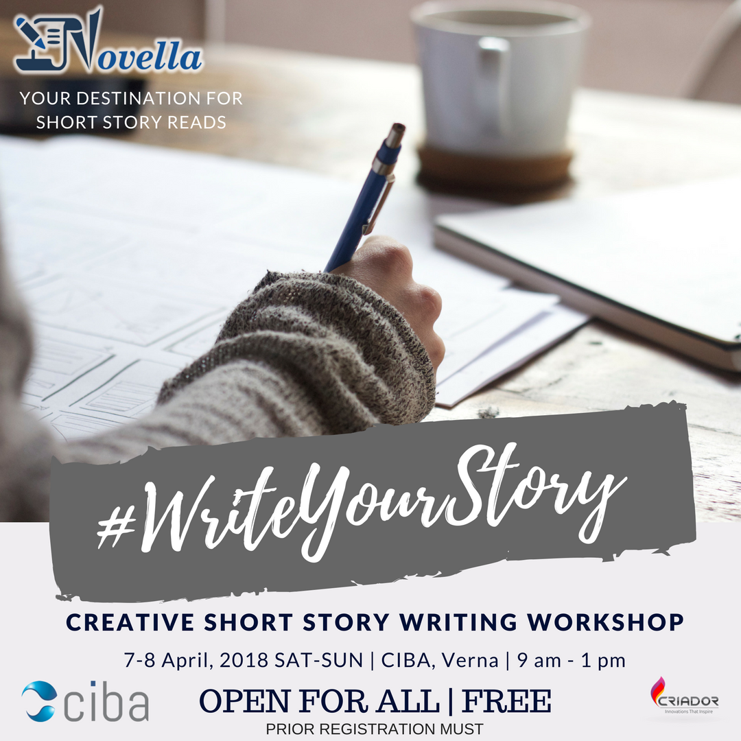 CIBA - Creative Short Story Writing Workshop