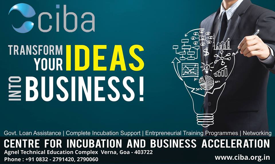 ciba-Be Your Own Boss !!!